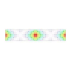 Color Square Flano Scarf (mini) by Simbadda