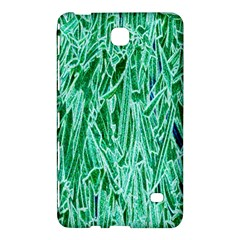 Green Background Pattern Samsung Galaxy Tab 4 (7 ) Hardshell Case