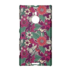 Seamless Floral Pattern Background Nokia Lumia 1520 by TastefulDesigns