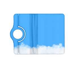 Blue Sky Clouds Day Kindle Fire Hd (2013) Flip 360 Case by Simbadda