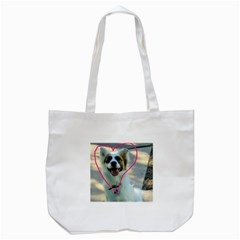 I Love You Tote Bag (white) by CreatedByMeVictoriaB