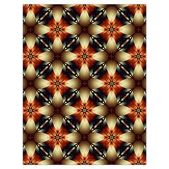 Kaleidoscope Image Background Drawstring Bag (large) by Simbadda