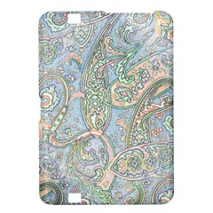 Paisley Boho Hippie Retro Fashion Print Pattern  Kindle Fire Hd 8 9  by CrypticFragmentsColors