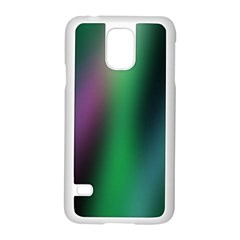 Course Gradient Color Pattern Samsung Galaxy S5 Case (white) by Simbadda