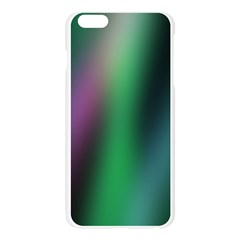 Course Gradient Color Pattern Apple Seamless iPhone 6 Plus/6S Plus Case (Transparent) by Simbadda