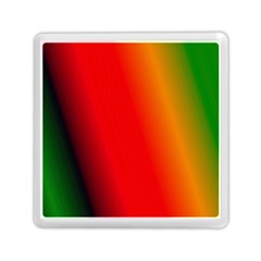 Multi Color Pattern Background Memory Card Reader (square)  by Simbadda