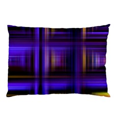 Background Texture Pattern Color Pillow Case (Two Sides) by Simbadda