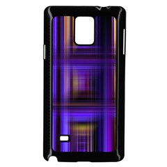 Background Texture Pattern Color Samsung Galaxy Note 4 Case (black)