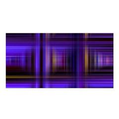 Background Texture Pattern Color Satin Shawl by Simbadda