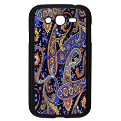 Pattern Color Design Texture Samsung Galaxy Grand Duos I9082 Case (black) by Simbadda