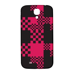 Cube Square Block Shape Creative Samsung Galaxy S4 I9500/i9505  Hardshell Back Case by Simbadda