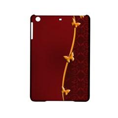 Greeting Card Invitation Red Ipad Mini 2 Hardshell Cases by Simbadda