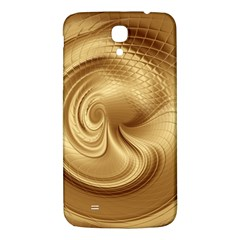 Gold Background Texture Pattern Samsung Galaxy Mega I9200 Hardshell Back Case by Simbadda