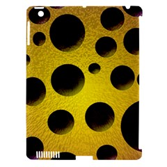 Background Design Random Balls Apple Ipad 3/4 Hardshell Case (compatible With Smart Cover) by Simbadda