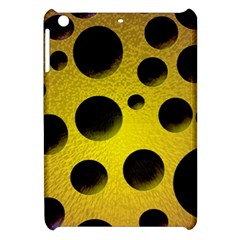 Background Design Random Balls Apple Ipad Mini Hardshell Case by Simbadda