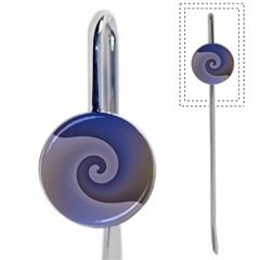 Logo Wave Design Abstract Book Mark by Simbadda