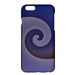 Logo Wave Design Abstract Apple Iphone 6 Plus/6s Plus Hardshell Case by Simbadda
