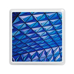 Lines Geometry Architecture Texture Memory Card Reader (square)  by Simbadda