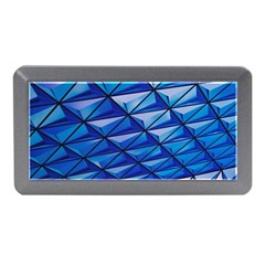 Lines Geometry Architecture Texture Memory Card Reader (mini) by Simbadda
