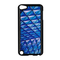 Lines Geometry Architecture Texture Apple Ipod Touch 5 Case (black) by Simbadda