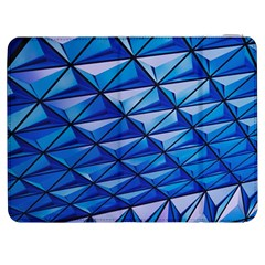 Lines Geometry Architecture Texture Samsung Galaxy Tab 7  P1000 Flip Case by Simbadda