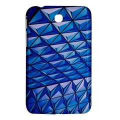 Lines Geometry Architecture Texture Samsung Galaxy Tab 3 (7 ) P3200 Hardshell Case  by Simbadda
