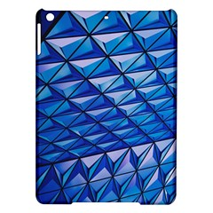 Lines Geometry Architecture Texture Ipad Air Hardshell Cases by Simbadda
