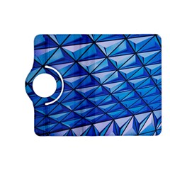Lines Geometry Architecture Texture Kindle Fire Hd (2013) Flip 360 Case by Simbadda