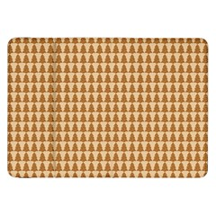 Pattern Gingerbread Brown Samsung Galaxy Tab 8 9  P7300 Flip Case by Simbadda