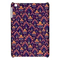 Abstract Background Floral Pattern Apple Ipad Mini Hardshell Case by Simbadda
