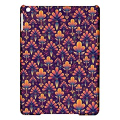 Abstract Background Floral Pattern Ipad Air Hardshell Cases by Simbadda