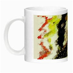 Canvas Acrylic Digital Design Night Luminous Mugs by Simbadda