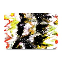 Canvas Acrylic Digital Design Plate Mats by Simbadda