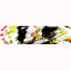 Canvas Acrylic Digital Design Large Bar Mats by Simbadda