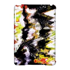 Canvas Acrylic Digital Design Apple Ipad Mini Hardshell Case (compatible With Smart Cover) by Simbadda