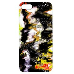 Canvas Acrylic Digital Design Apple Iphone 5 Hardshell Case With Stand by Simbadda