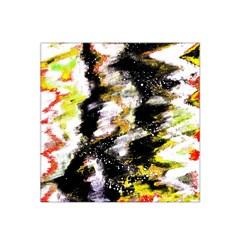 Canvas Acrylic Digital Design Satin Bandana Scarf by Simbadda
