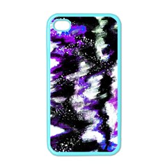 Canvas Acrylic Digital Design Apple Iphone 4 Case (color) by Simbadda