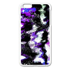 Canvas Acrylic Digital Design Apple Iphone 6 Plus/6s Plus Enamel White Case by Simbadda