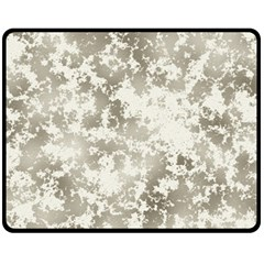 Wall Rock Pattern Structure Dirty Fleece Blanket (medium)  by Simbadda