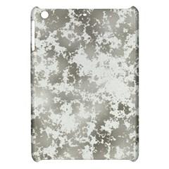 Wall Rock Pattern Structure Dirty Apple Ipad Mini Hardshell Case by Simbadda