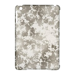 Wall Rock Pattern Structure Dirty Apple Ipad Mini Hardshell Case (compatible With Smart Cover) by Simbadda
