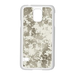 Wall Rock Pattern Structure Dirty Samsung Galaxy S5 Case (white) by Simbadda