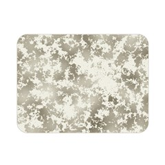 Wall Rock Pattern Structure Dirty Double Sided Flano Blanket (mini)  by Simbadda
