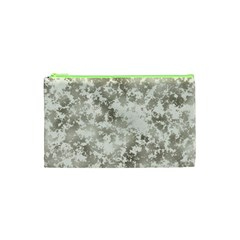 Wall Rock Pattern Structure Dirty Cosmetic Bag (xs) by Simbadda