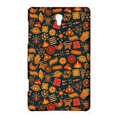Pattern Background Ethnic Tribal Samsung Galaxy Tab S (8 4 ) Hardshell Case  by Simbadda