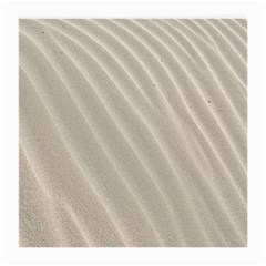 Sand Pattern Wave Texture Medium Glasses Cloth