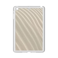 Sand Pattern Wave Texture Ipad Mini 2 Enamel Coated Cases by Simbadda