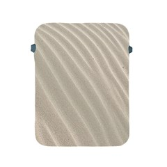 Sand Pattern Wave Texture Apple Ipad 2/3/4 Protective Soft Cases by Simbadda