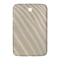 Sand Pattern Wave Texture Samsung Galaxy Note 8 0 N5100 Hardshell Case  by Simbadda